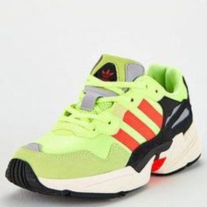 Adidas Originals Yung 96 Solar Yellow Sneakers